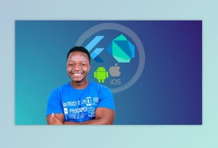Flutter & Dart The complete flutter App Development Course