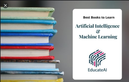 Best books for artificial intelligence and machine learning-
